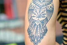 Owl Tattoo Inspo