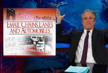 Need a Laugh / Jon Stewart talks about Governor Chris Christie, corruption and NJ