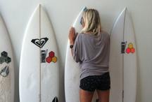 Surfer Chicks!!! / by Kathryn Keliinoi