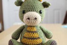 crocheting (I love them, but I can't crochet myslef)