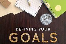 Goals-Intention-Life