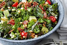 Salads / by Fe Correa