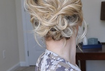 Pretty Hair & Makeup / by Allison Gonzalez