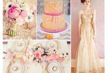 Wedding Deco & colors