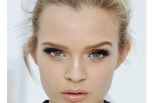 fresh faces. / by Rachel Edwards