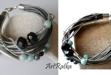 Biżuteria -ArtRatka / Biżuteria ręcznie wykonana # handmade jewellery