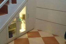 almari bawah tangga 2