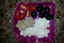 Violet's preschool lunch  / by Heidi