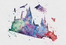 tableaux Harry Potter