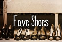 Fave Shoes / Shoes. Shoes. Shoes. Oh my God. Shoes. Let's get some shoes. / by FYI TV