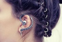 Hair rings and accessories