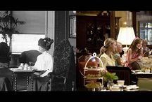 Then&Now via Life at the Grand Hotel