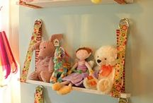 Girls room ideas / by Denise White
