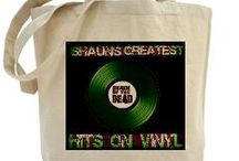 Tote bag for records