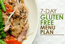 Getting Started with Gluten-free Eating / Here's support for you to make this healthy lifestyle easy.