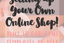 On line shop