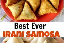 Best samosa & Curry Puff