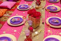 middle east party decoration