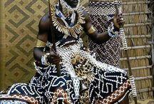 Kuba king, Congo