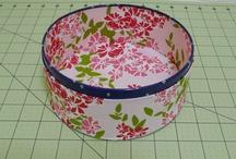 Crafts - Storage Ideas / by Chrystal Gardner