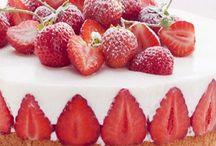Erdbeerzeit / Die besten Ideen rund um Erdbeeren. Wir lieben die leckeren roten Früchtchen!