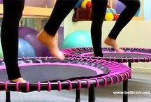trampolinka