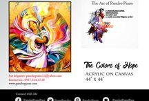 The Art of Pancho Piano