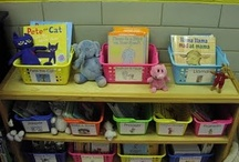 Classroom Centers:  Reading/Library Center