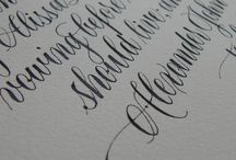 Letters Script