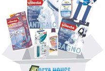 """I """"pacchetti"""" pensati per te / I nuovi pacchetti sono stati studiati dai tecnici di Beta House, per soddisfare al meglio le tue esigenze di pulizie per tutti gli ambienti della casa."""