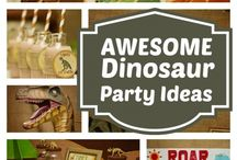 Dinosaur - Dinosaur Party