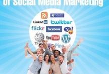 Social media marketing / by Janise Miller