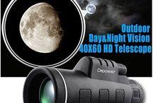 Night Vision Monocular Telescope