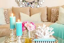 Making a home / Inspiration of colour and room themes ;-)