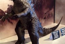 Godzilla / by Kambrea Pratt