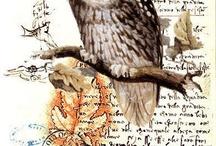 Art - Handmade Journal Pages