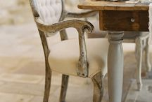 Chair Love / Who does not love a gorgeous chair?  Beautifully styled chairs for the inspired bride