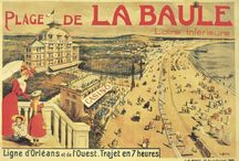 Franse vintage  posters
