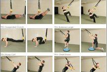 TRX & fitness / by Meg Settlemyer