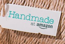 Handmade at Amazon Artisans Work / Artisans work featured on Handmade at Amazon  There are some etsy posts these days and we decided they can stay to draw more views to our board.