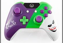 Special Edition Controllers! / Our latest & greatest Xbox Ones and PS4s / by GamerModz
