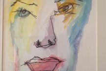 Anneli paintings