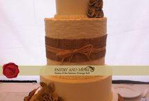 Rustic cakes