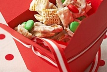 A GIft Of Food / With the holidays quickly approaching home made yummies are always a nice gift!