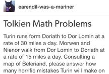 Tolkien / Dumping ground for all things related to the great professor