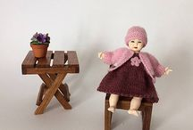 Heidi Ott dolls / Heidi Ott doll clothes