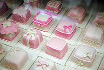 küçük pastalar