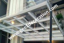 atap kanopi & skylight/top lighting / Atap kaca, kanopi kaca tempered, kanopi kaca laminated, kanopi polycarbonate, atap carport, kanopi garasi Kontak : 085811430611 - 081281140189 WA : 087878535337 PIN BB : C0013FA79