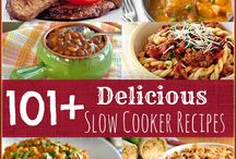Slow Cooker Recipes / by Marci Rodgers