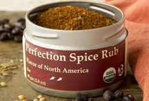 TTS Co. - Perfection Spice / Perfection Spice Rub was the inspiration for our business.  Friends kept telling us that it was the best rub that they had ever had, so we decided to make it available to everyone.  Inspired by Southwestern dry rubs and our own Northern woods, Perfection Spice Rub blends an unusual combination of ingredients into a harmonious and balanced blend.